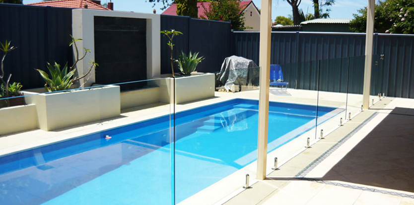 DIY Glass Pool
