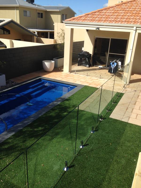 glass pool fencing perth dianella