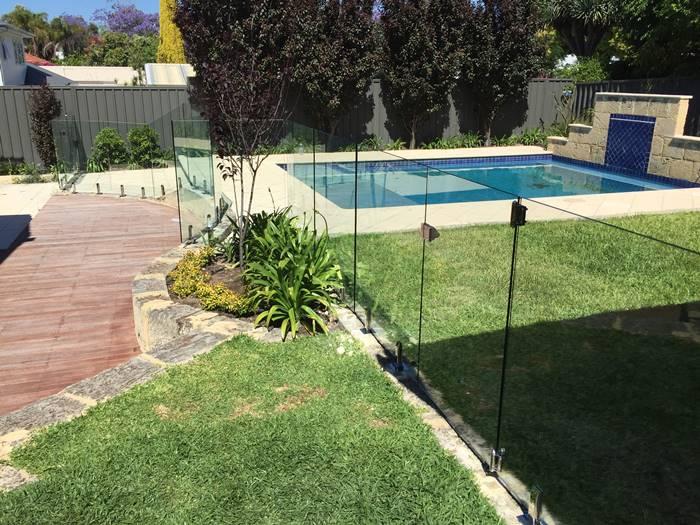 diy glass fencing perth