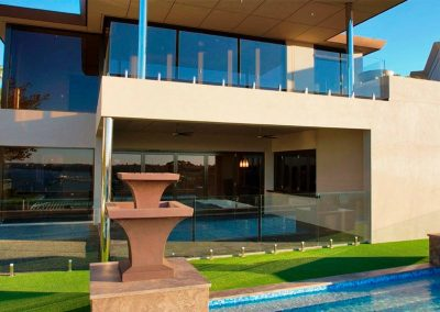 Fremantle – Glass Balustrade For Stairs