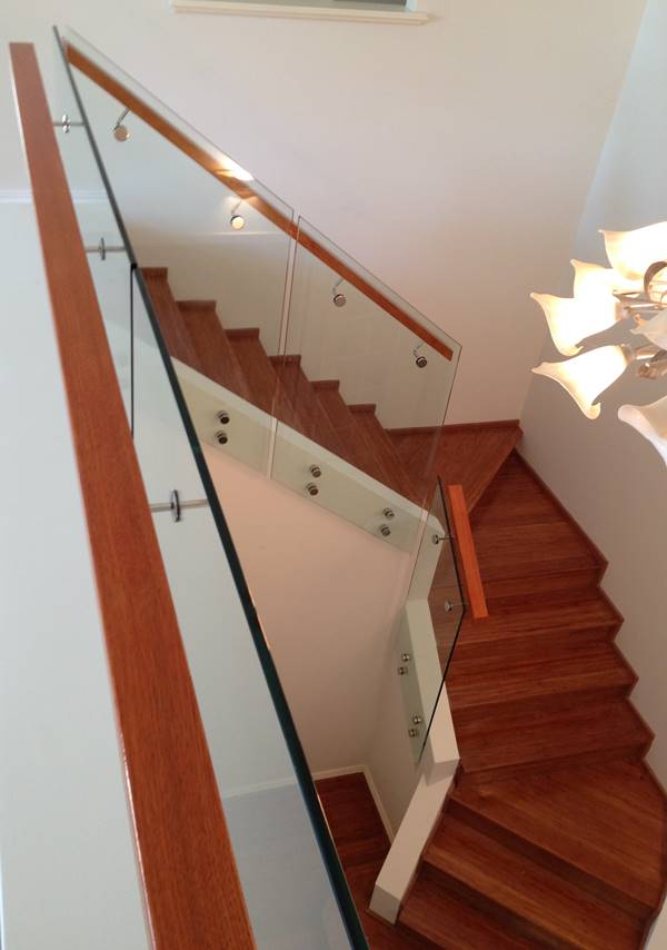 glass balustrade perth nedlands