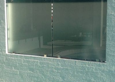 Attadale – Glass Privacy Screens for Pool