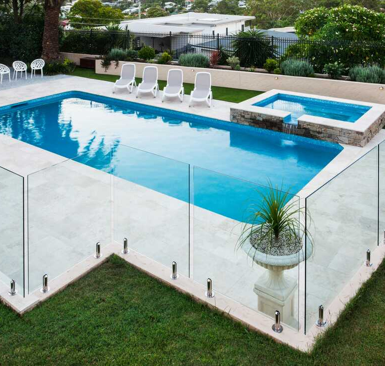 Safe And Secure Pool Fencing Perth Kiss Glass